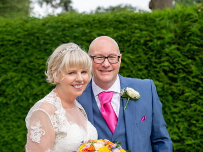Tracy and Nick – 26/06/2021