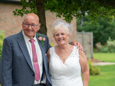 Sharon and David – 21/08/2021